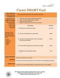 what are career goals examples okl mindsprout co what