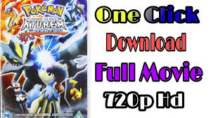 how to download pokemon movie kyurem vs the sword of justice in hindi -  YouTube