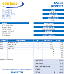 sale receipt template free free excel invoice templates smartsheet