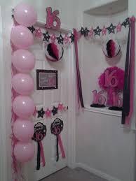 decorate bedroom door for birthday surprise birthday shower