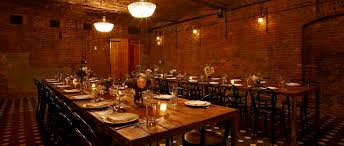 Private Dining Room At Wythe Hotel Bashed Extraordinary Private Dining Rooms