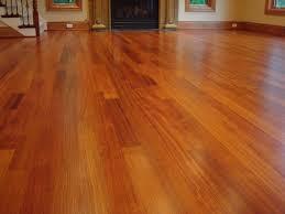 cherry hardwood floor. Refinished Brazilian Cherry Hardwood Floor - Medina, WA