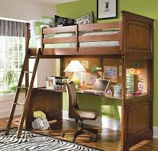 loft bed desk combo ikea loft beds for bunk beds bookshelf underneath sisal area rug blue