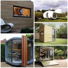 Small Picture Small Garden Office eDEN Garden Rooms Tuinhuizen Pinterest