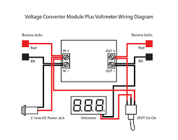 wiring diagram digital voltmeter modern design of wiring diagram • volt meter wiring diagram wiring diagram todays rh 16 10 1813weddingbarn com auto voltmeter wiring