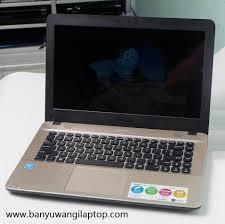 Masih banyak kelebihan lain yang dimilikinya, dan berikut review laptop asus x441na. Jual Laptop Asus X441s Intel N3060 Bekas Di Banyuwangi Banyuwangilaptop Com Jual Beli Laptop Bekas Kamera Bekas Service Dan Sparepart Banyuwangi