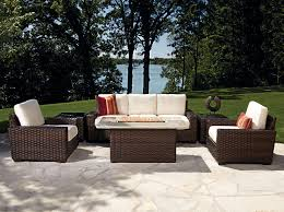 5th best fire pit patio set of 2016