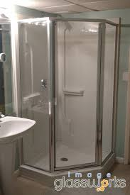 semi frameless shower doors. Semi-frameless Shower Doors Semi Frameless
