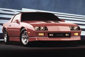 Chevrolet Camaro IROC-Z A Collectible, Says Bloomberg | Digital Trends