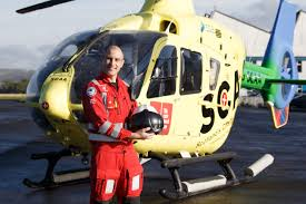 Air Force Paramedic Air Ambulance Team In Tv Spotlight The Oban Times