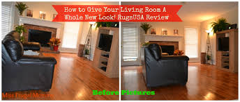 Where To Place A Rug In Your Living Room How To Place Rug In Living Room Living Room Ideas
