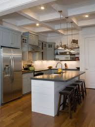 Inspiration for a timeless l-shaped kitchen remodel in Raleigh with  stainless steel appliances,