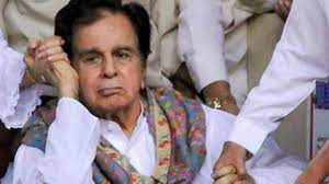 Dilip Kumar admitted to ICU after ...