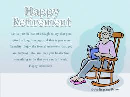 Inspirational Retirement Quotes Beauteous Funny Retirement Wishes And Messages Wordings And Messages