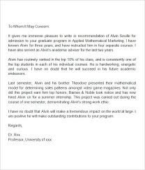 Sample Letter Of Recommendation For College Admission From Teacher Samples Of Letters Recommendation For Teachers Sample Letter Student