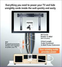 tv wall mount ideas hide wires hide wires mounting hide wires behind wall mount home interior