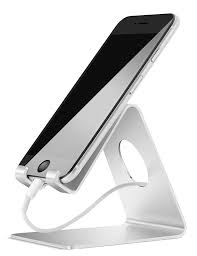 com cell phone stand lamicall iphone stand desktop cradle dock for switch all android smartphone iphone 6 6s 7 8 x plus 5 5s 5c charging