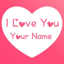 Write Name Love U Heart Pictures Profile Set Name Edit Classy Love Pics With Name Edit