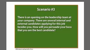 How To Write A Persuasive Business Memo Scenario 3 Internal Job Application