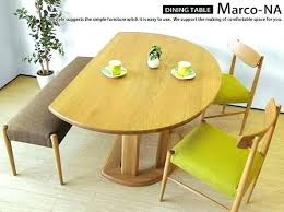 circle dining table set used round dining table half circle dining table round sets and chairs