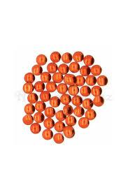 Lentilky Metalické Oranžové Nehtomania