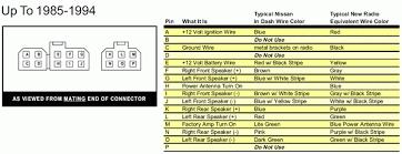 nissan navara wiring diagram d40 Nissan Stereo Wiring Diagram nissan navara d40 speaker wiring diagram wiring diagram collection nissan altima stereo wiring diagram