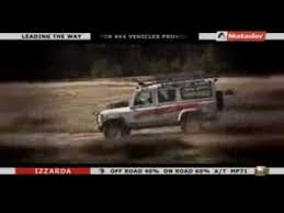 <b>MATADOR</b> MP 71 <b>Izzarda</b> OFF ROAD 40% ON ROAD 60% - YouTube