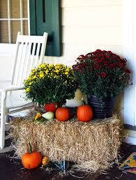 Outdoor Decorating For Fall Doors Indoor Fall Decorating Ideas For And Patios Loversiq