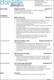 Advertising Resume Makeovers: Part 4