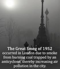 「the 1952 london smog disaster」の画像検索結果