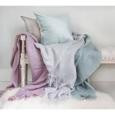 Lilac Bedroom Accessories Snuggle Buddy Lilac Throw Soft Blanket