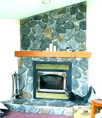 refacing fireplace fireplace with stone refacing ideas veneer refacing fireplace with faux stone