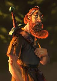 <b>Old man Redbeard</b> by MarschelArts on DeviantArt