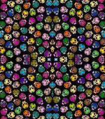 hd backgrounds sugar skull wallpapers 704x800 marisha calabro