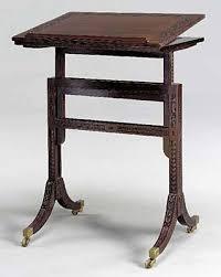 adjustable c table. Regency Reading Stand Adjustable C Table N