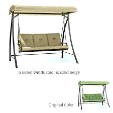 3 person patio swing 3 person swing 3 person porch swing garden treasures porch swing 3 person steel patio swing with gazebo top cover