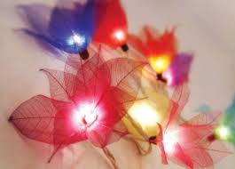 beautiful lighting design for home decorative string lights by om gallery flower multi colored beautiful lighting