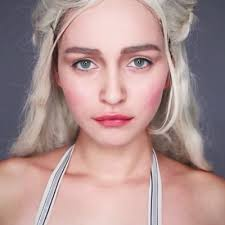 if your fave game of thrones character is daenerys targaryen you can look just like her