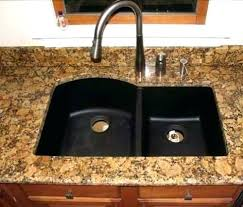 how to clean black granite sink. Granite Sink Cleaner Black Photo With How To Clean