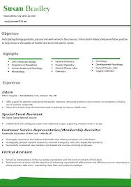 54 Fantastic Cv Sample Download Resume Template