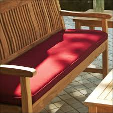 Furniture Magnificent 47 Inch Bench Cushion 72 Inch Bench