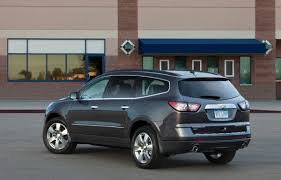 2014 Traverse Updates & Changes | GM Authority