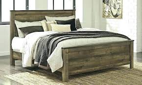 white cal king bedroom set rustic