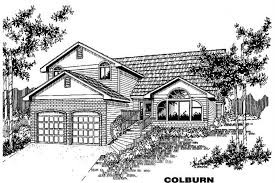 145 1918 3 bedroom 2081 sq ft contemporary house plan 145 1918 front