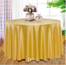 whole hotel restaurant table cloth luxurious palace style clouds jacquard cloth solid round table cloth whole tablecloths round tablecloth from