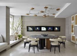 wall design for dining room