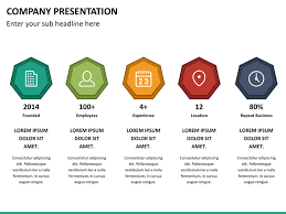 powerpoint company presentation company profile presentation powerpoint template sketchbubble