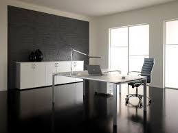 minimalist office design. a modern minimalist office design might look too cold and sterile for you but it