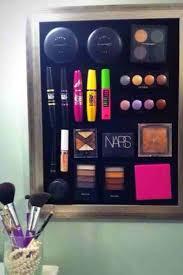 magnetic makeup storage