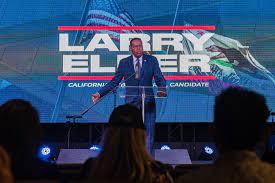 Larry Elder swings through San Diego in ...